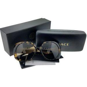 VE4331-988-13 Women's Havana Frame Sunglasses